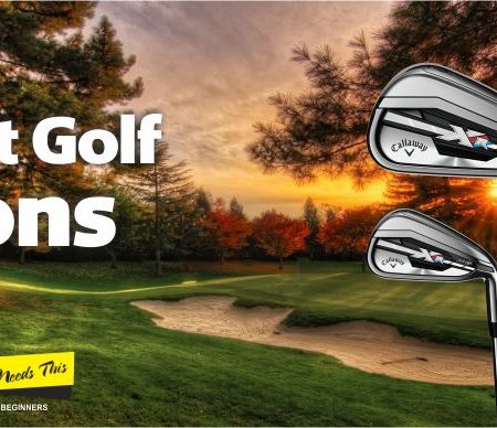 🥇5 Best Golf Irons For Mid-Handicappers tested and reviewed in 2021