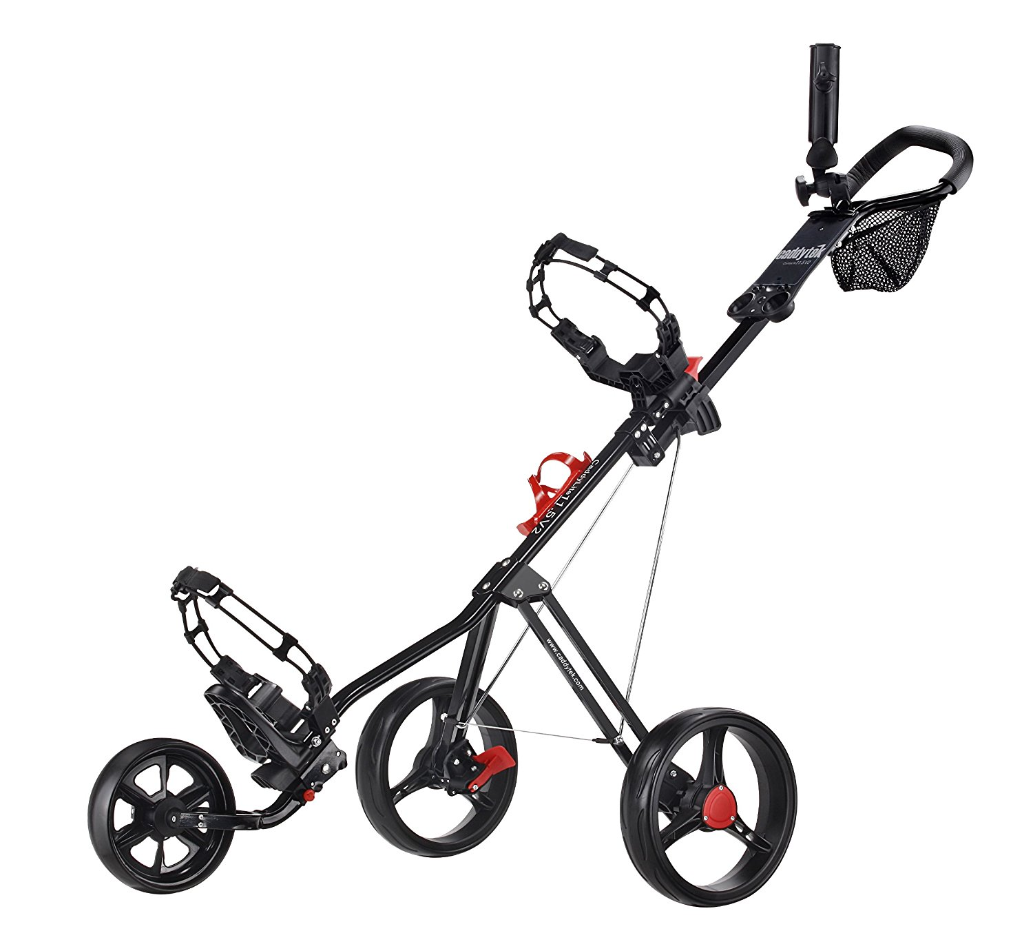 Best Golf Push Cart For The Money