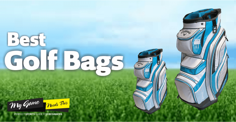 Golf Bags Featured Image