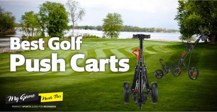 Golf Push Carts Featured Image