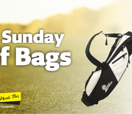 🥇🥇 Best Sunday Carry Golf Bags in Lightweight – [Updated 2021]