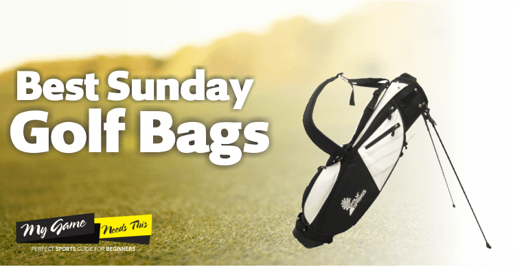 🥇Best Sunday Golf Carry Bags – [Updated 2021]