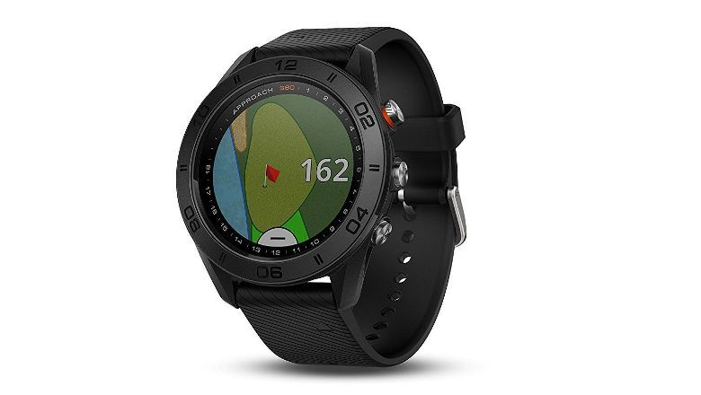 golf distance watch