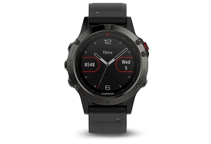 Garmin Fenix 5 Golf yardage watch