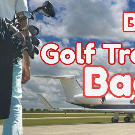 🥇Best Golf Travel Bags For 2021- The Ultimate Protection For Golf Clubs
