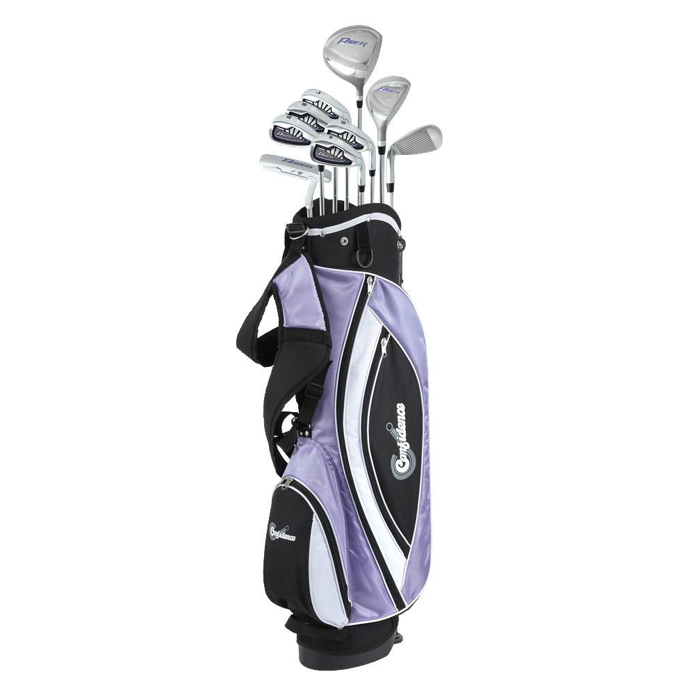 Long Golf Club Set For Ladies