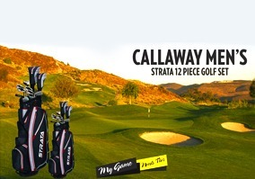 Callaway Strata 12-Piece Complete Review Most Affordable Golf Set