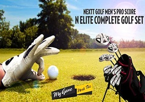 Nextt Golf Men's Pro Score N Elite Review Most Stylish Golf Set