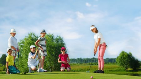 🥇 4 Reasons Why Golf is a Great Game for Your Kids