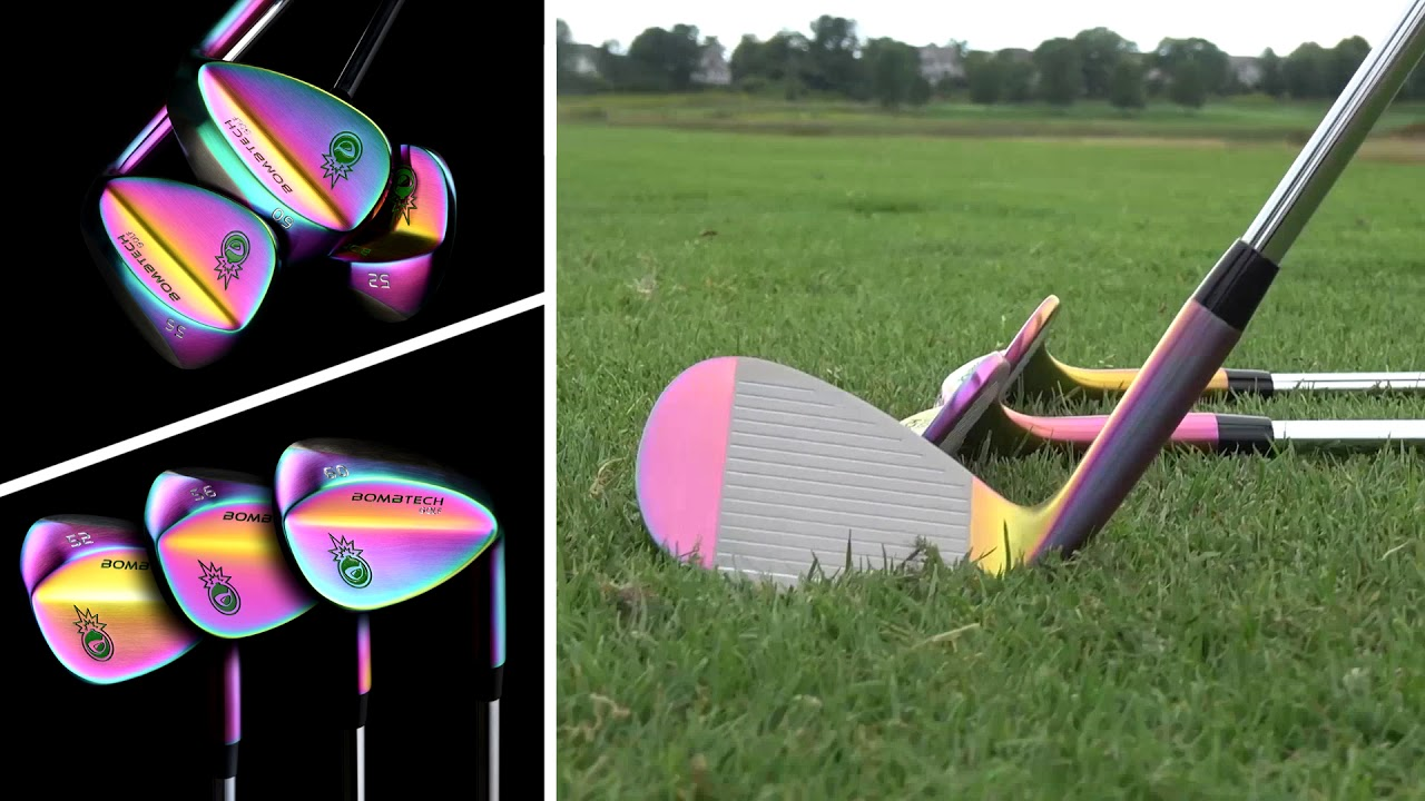 bombtech wedges