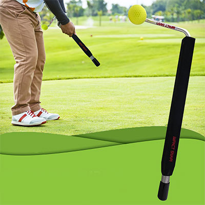 golf swing training device