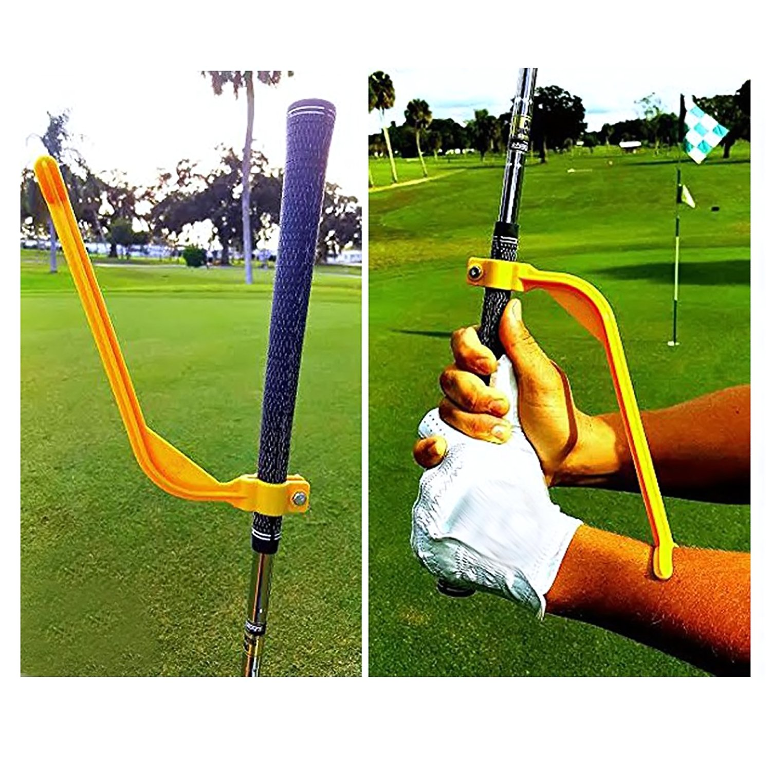 weighted golf swing trainer