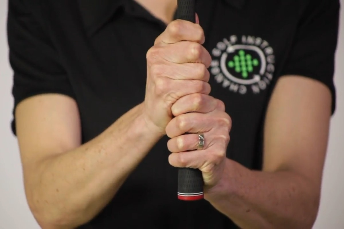 golf club regripping