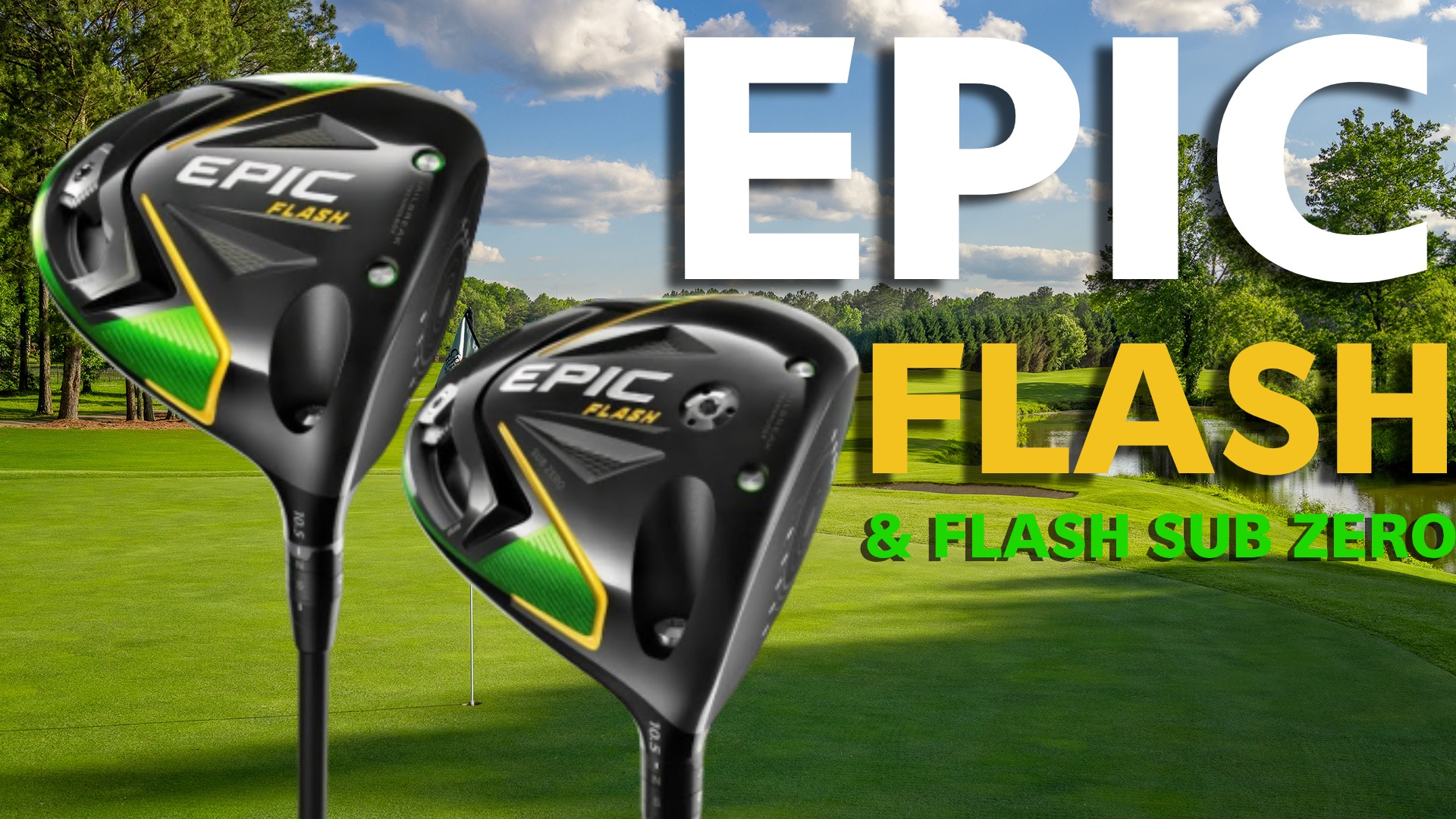 callaway epic flash review