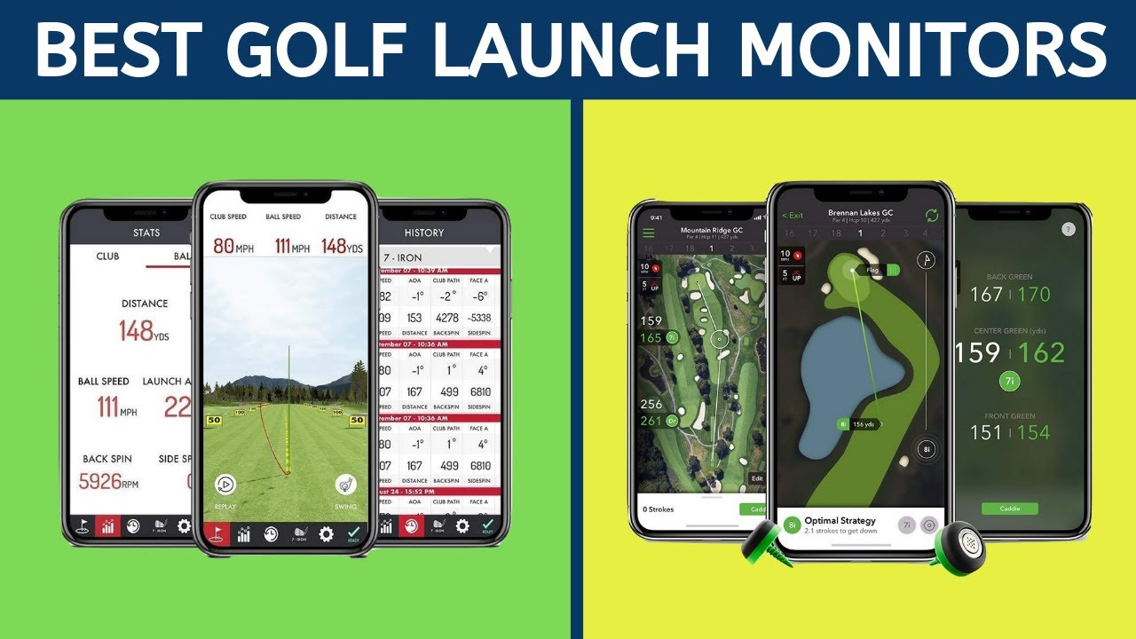 best golf launch monitor 2019