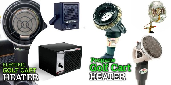 golf cart propane heater
