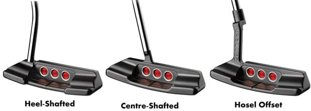 face balanced blade putters