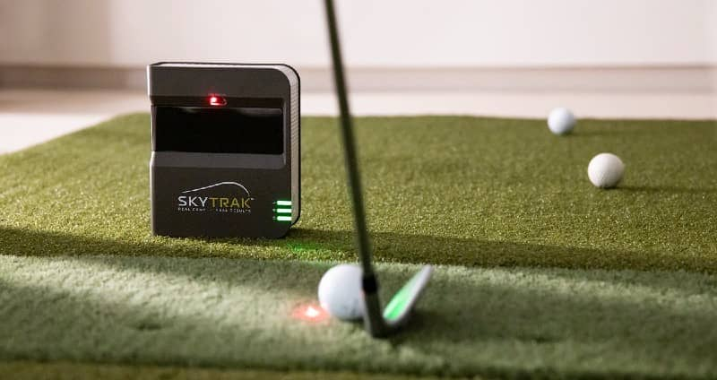 SkyTrak Golf Launch Monitor